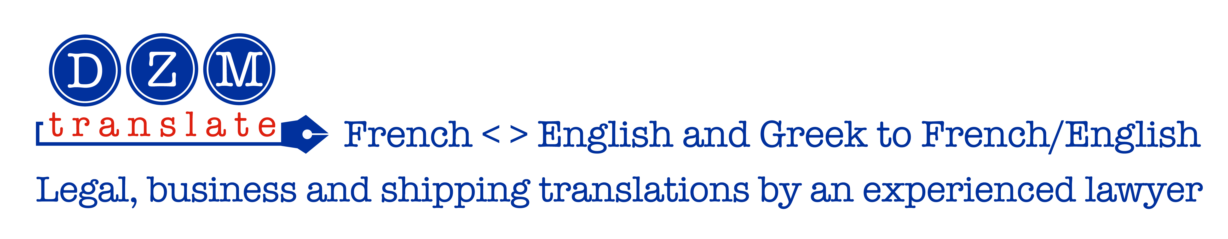 DZM translate